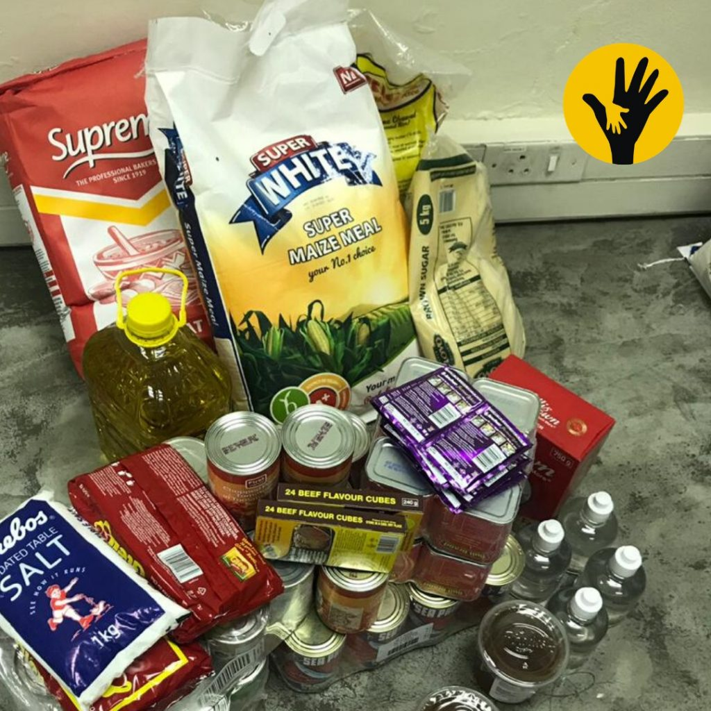 Family Food Parcel For Families of 5