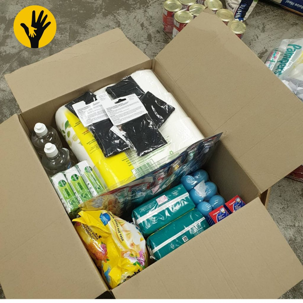 OEC Foundation Family Hygiene Parcel
